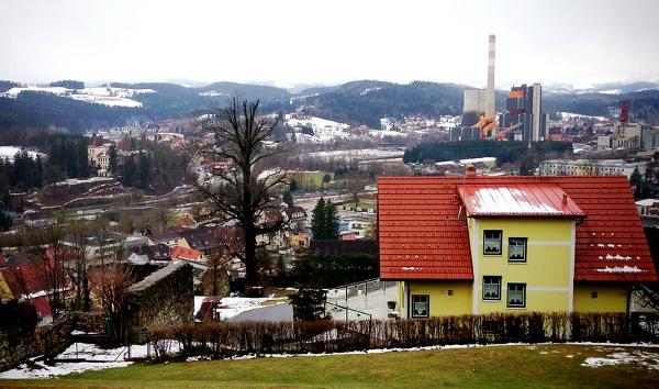 Voitsberg in Austria