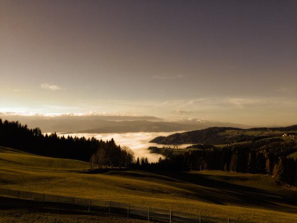 Weinebene in Austria