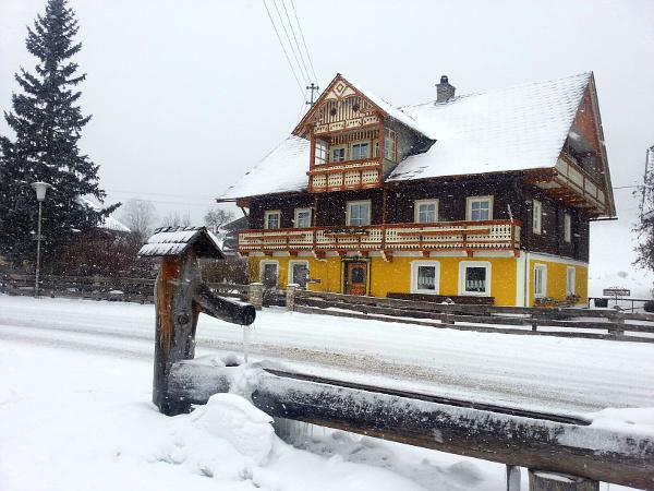 Weissenbach bei Haus in Austria