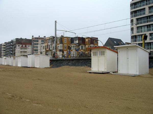Raversijde in Belgium