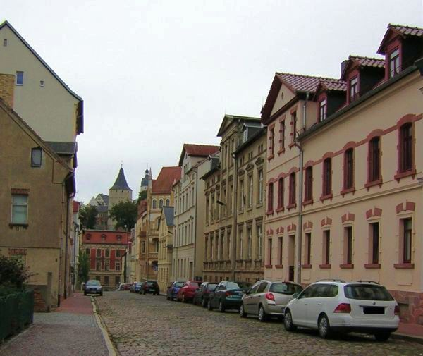 Altenburg in Germany
