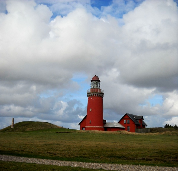 Bovbjerg in Denmark
