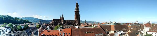Freiburg in Germany