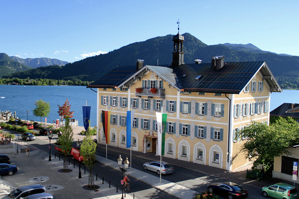 Tegernsee in Germany