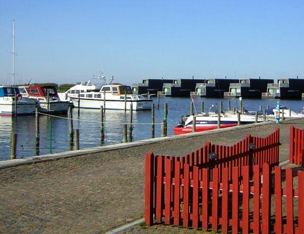 Bork Havn in Danmark