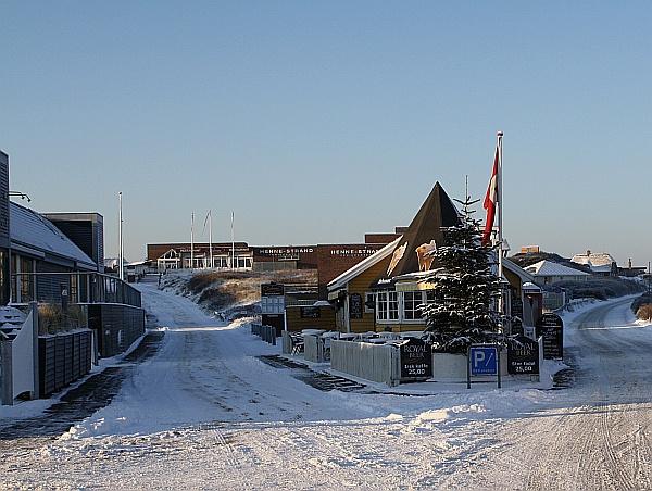 Henne Strand in Danmark