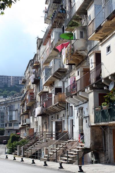 Bastia in France