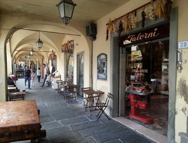 Greve in Italy
