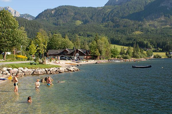 Grundlsee Goessl Austria