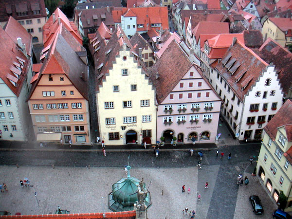 Rothenburg o.d. Tauber Germany