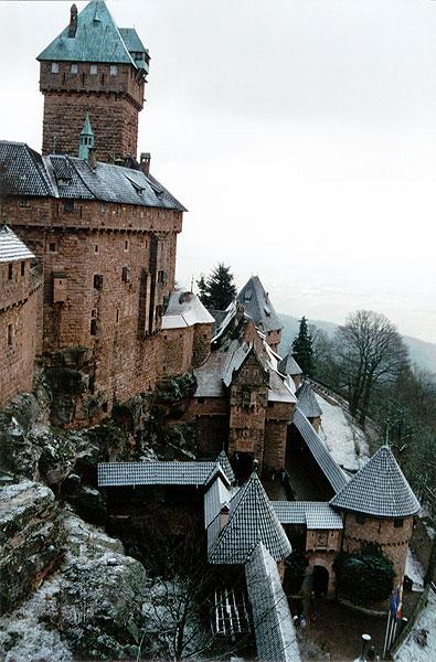 Haut Koenigsburg France