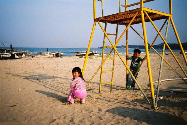 Wolpo Beach Korea