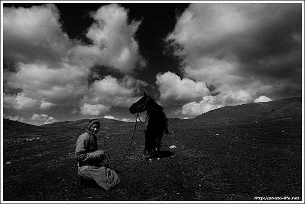 Tsagaan Nuur Mongolia