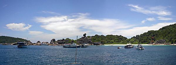 Kho Similans Thailand