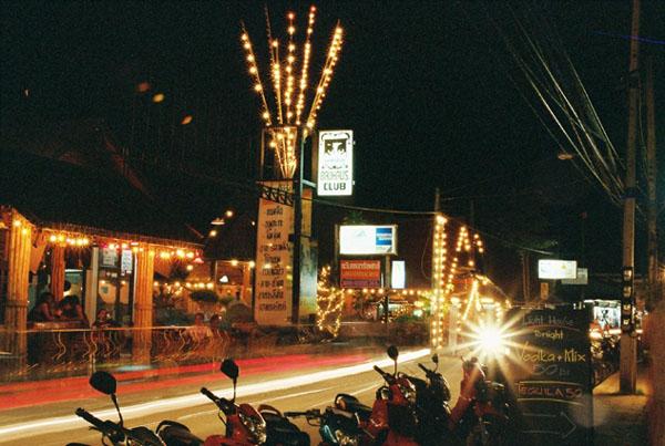 Lamai Bai Thailand