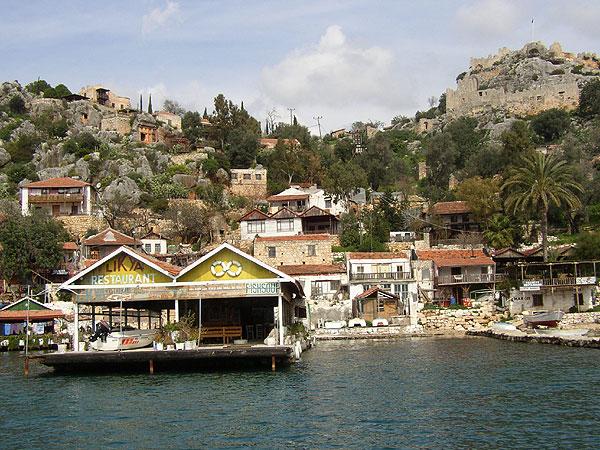 Simena Turkey